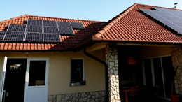 Családi házakra is kerülhet támogatott napelem