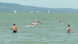 Több mint 40 szabadstrand van a Balaton déli partján