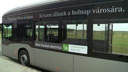 Hamarosan Kaposvárra érkezik a Zöld busz program