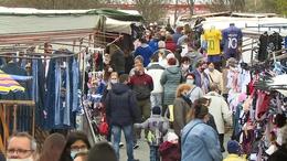 Vasárnap újra megnyitott a kaposvári vásár