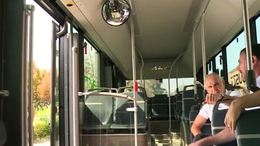 Elektromos autóbuszokkal is óvná a környezetet Kaposvár