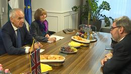 Brit nagykövet: Kaposvár szerepe példaértékű a klímavédelemben