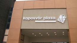 Átadták a korszerűsített Kaposvár Plázát