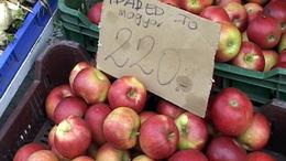 Egekig menetelnek az élelmiszerárak?