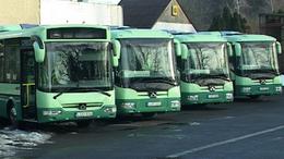 Három volán cég sztrájkol