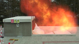 Gázrobbanásra készülhetnek fel a somogyi tűzoltók