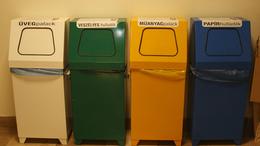 Hogy minél kevesebb hulladék kerüljön a lerakókba