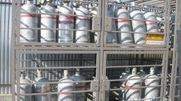 Tűzvédelmi szabálytalanságok sora a somogyi PB gázpalack tároló telephelyeken