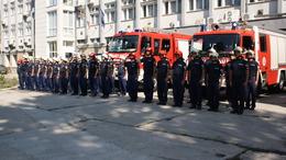 Somogyban is megemlékeztek a hősi halált halt tűzoltókról