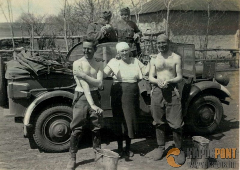 Nézze meg a II. világháborúban készült képeket!
