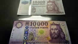 Új bankjeggyel fizethetünk hétfőtől