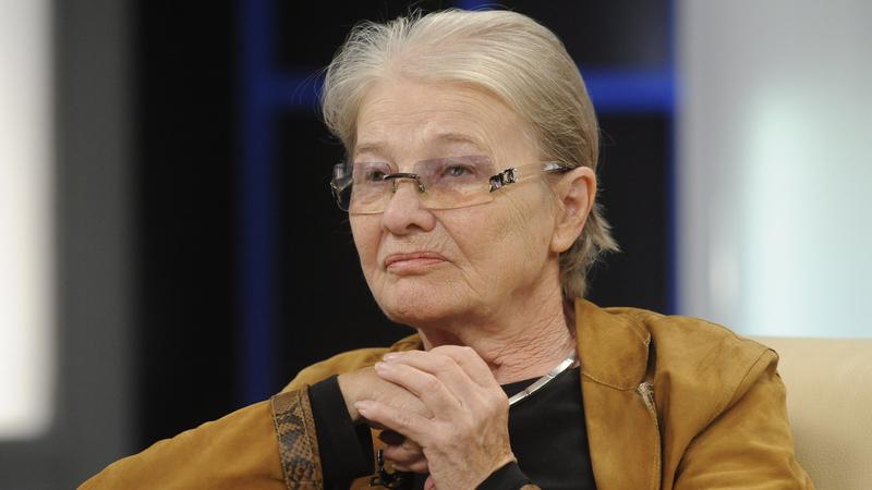 A felvétel Makk Károly filmrendező 87-ik születésnapját ünneplő Hogy volt!? című tv-műsor felvételén készült az MTVA 1-es stúdiójában 2012. november 28-án. MTI/MTVA/Zih Zsolt