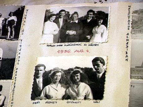 Ozsváth Ferenc és felesége képek