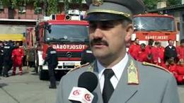 Távozik a kaposvári tűzoltóparancsnok