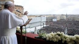 Ferenc pápa szerint az embereknek és a világnak is változásra van szükségük