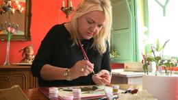 Nemzetközi élvonalban a kaposvári torta-designer