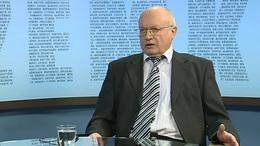 Prof. Dr. Csapó János vegyész, kutató volt a vendégünk