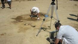 Katonasírt találtak Somogyban