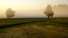 Erősen felhős, ködös és napos időszakok váltakoznak
