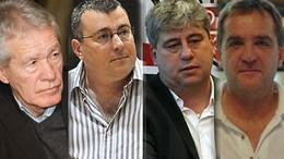 Rátgéber, Mezey, Somossy és Mocsai tartott előadást Kaposváron