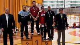 Borsos Dávid felnőtt magyar bajnok