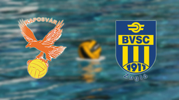 Nézze élőben a Kaposvári VK - BVSC összecsapást!