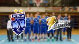 Nézze élőben a KKK - Szeged mérkőzést!