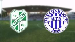 Nézze élőben a Rákóczi - Dunaharaszti mérkőzést!