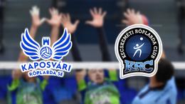 Nézze élőben a Fino Kaposvár - Kecskemét röplabda bajnokit!