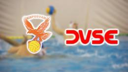 Nézze élőben a Kaposvári VK - Debrecen mérkőzést!