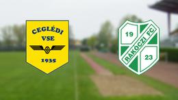 Ceglédi VSE - Kaposvári Rákóczi FC