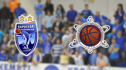 Nézze élőben a Kaposvári KK - ASE találkozót!