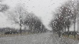 Esővel köszönt be a tél