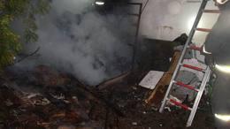 Tűzzel és vízzel küzdöttek a tűzoltók
