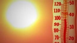 Ma tetőzik a hőség!
