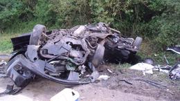 Négy halott a szombat esti balesetben