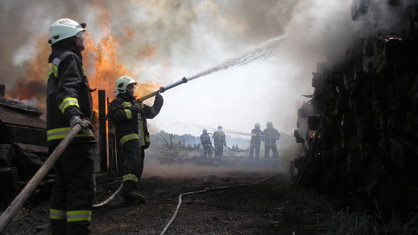 a somogyi katasztrófavédők fotói