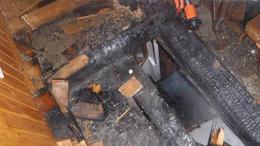 Tűz pusztított egy balatonboglári házban
