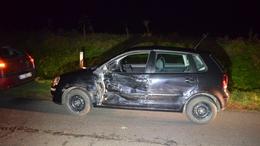 Valaki csúnyán összetörte ezt a Volkswagent