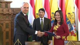 Sokrétű együttműködés Kaposvár és a vietnámi Can Tho között