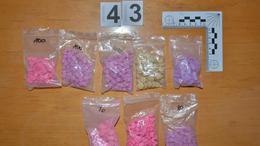 Komoly kábítószerfogás Zamárdiban
