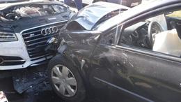 Fotókon a szerdai balesetek