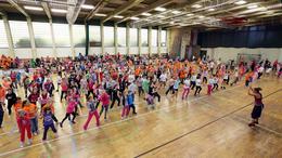 Egymillió gyermeket várnak az Európai Diáksport Napjára