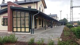 Megújulnak a balatoni vasútállomások