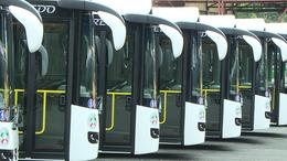 Megérkeztek az új távolsági buszok