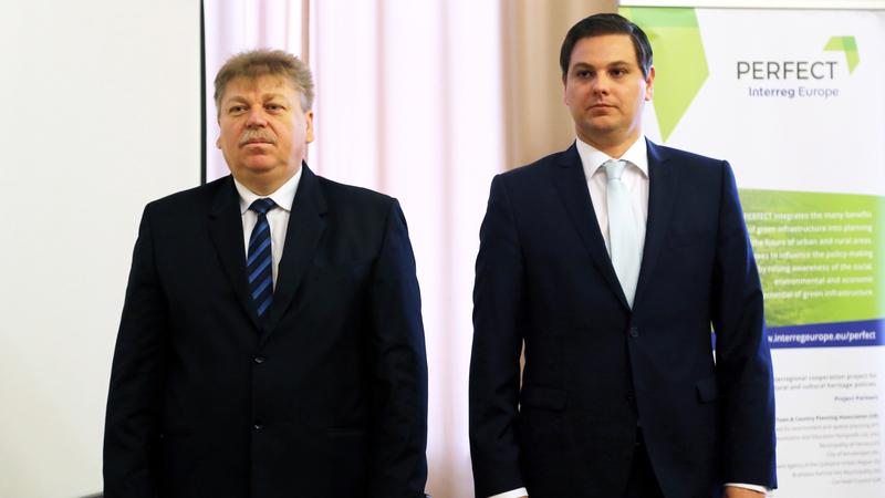 Huszti Gábor és Szajcz Adrián