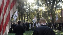 Ébredj, magyar! - megemlékezést tartott a Jobbik Somogy megyei szervezete Kaposváron