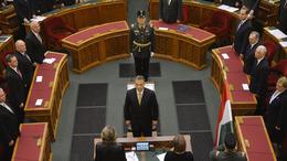 Újraválasztották Orbán Viktort