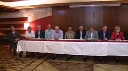 Bemutatta kaposvári önkormányzati képviselőjelöltjeit a baloldali összefogás
