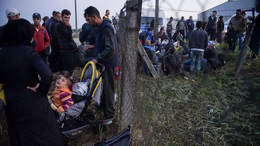 Nagy a készültség a horvát határnál